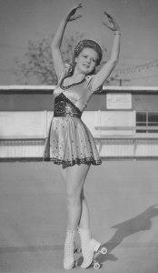 Gloria Nord, 1940-е года.